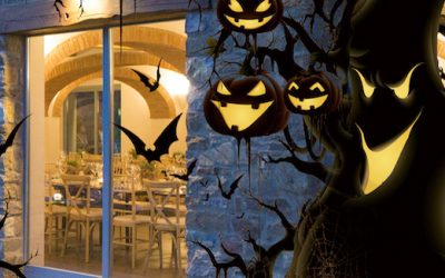 Halloween with us: get one night free!